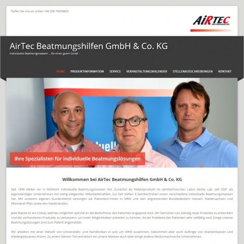 AirTec Beatmungshilfen